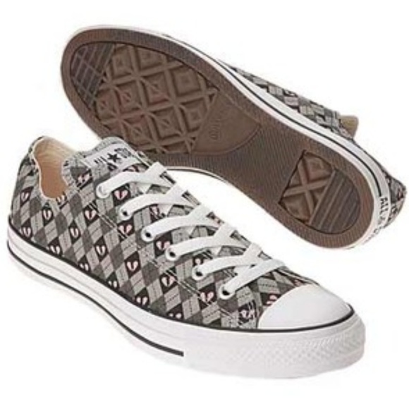 37c2b78b8703ed Converse Shoes - Converse all star broken heart low top sneakers